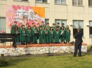 伝統のある聖歌隊