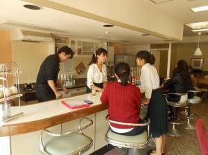 神学科カフェ